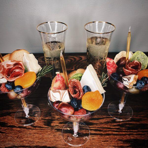 Sharecuterie Cocktails